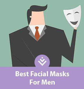 best facial masks for men