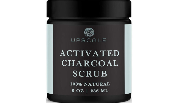 Upscale Activated Charcoal scrub