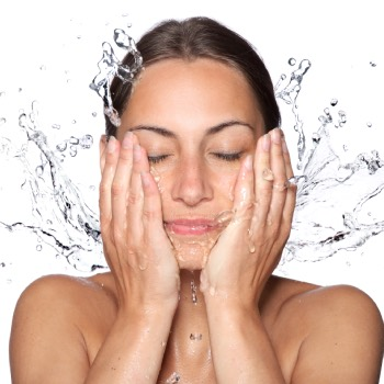 does your face feel tight after washing